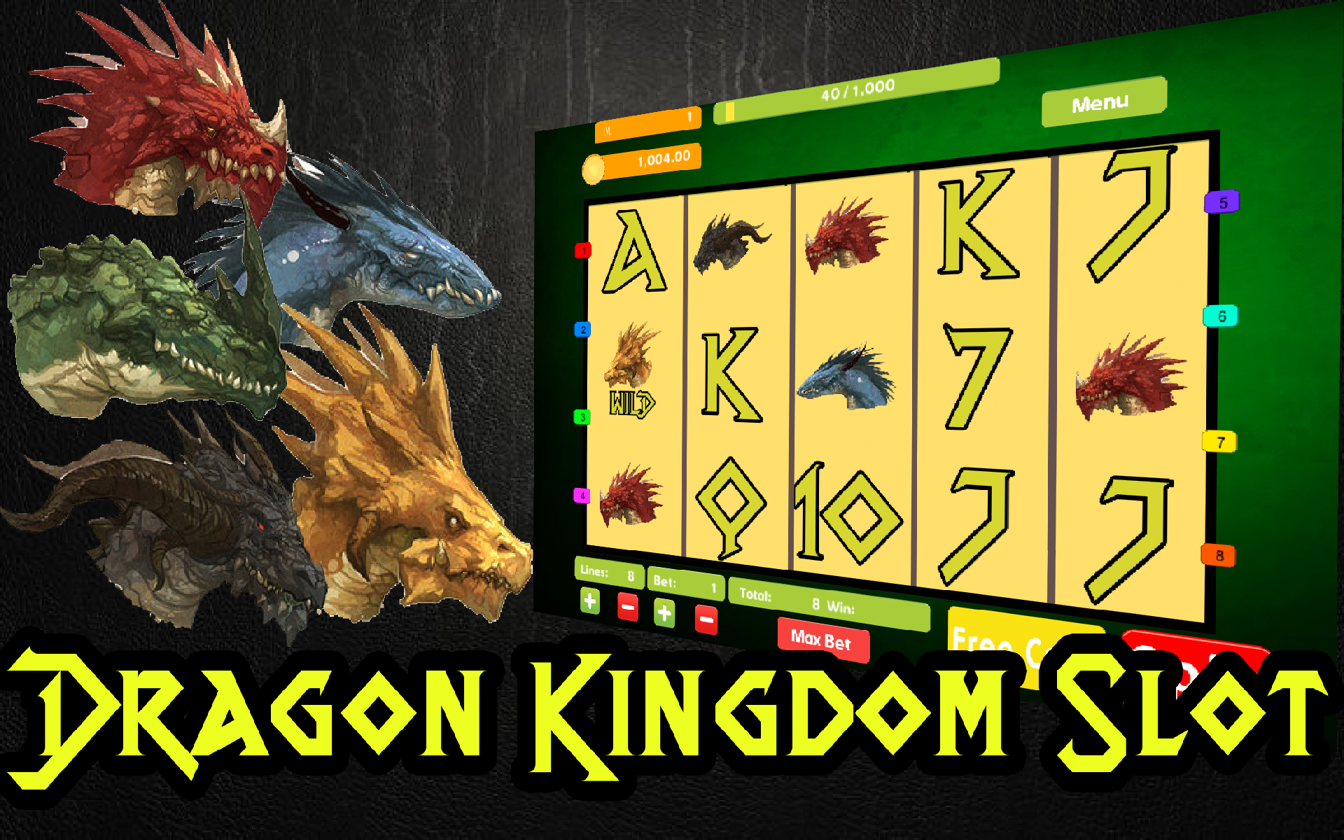 Mis apuestas dragon Kingdom casino-70967
