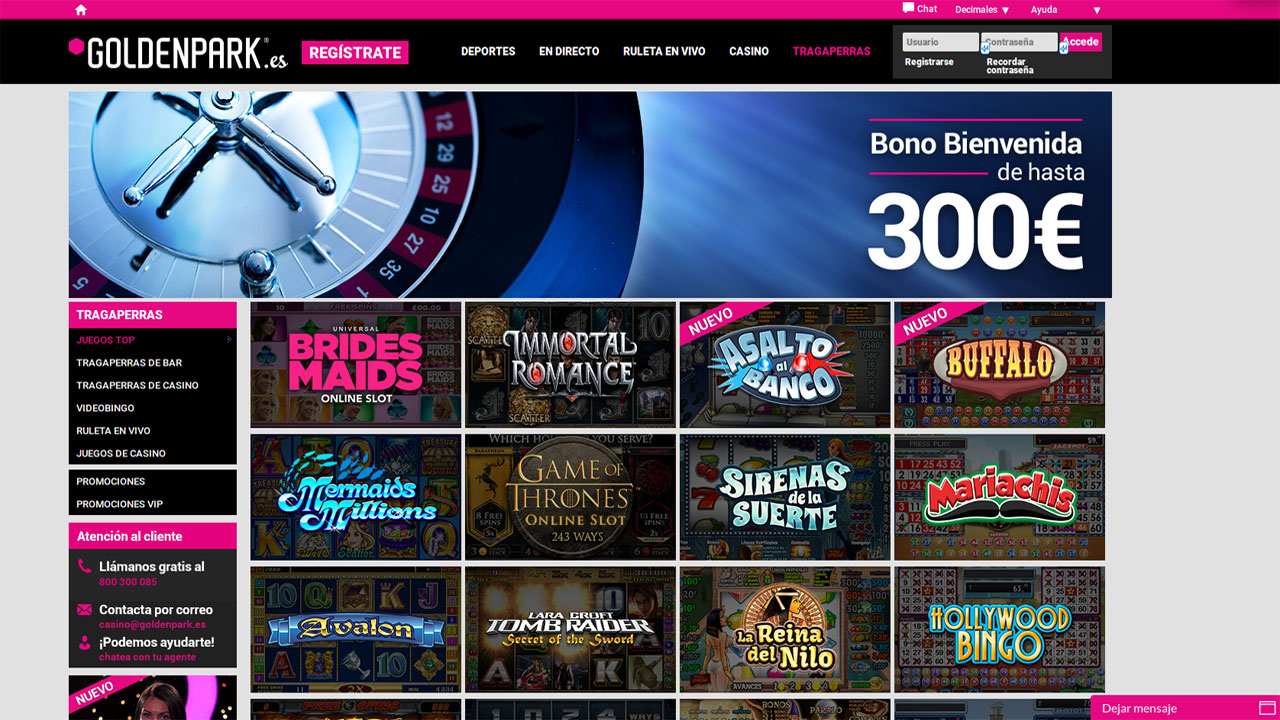 Casino Golden Park online-35482