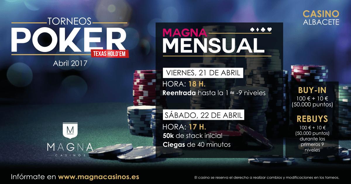 Casino Real Time calendario torneo de poker-533784