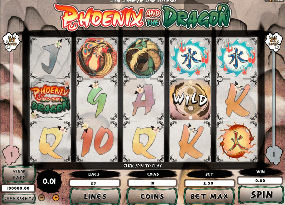 Dragon spin gratis niagara poker-320009