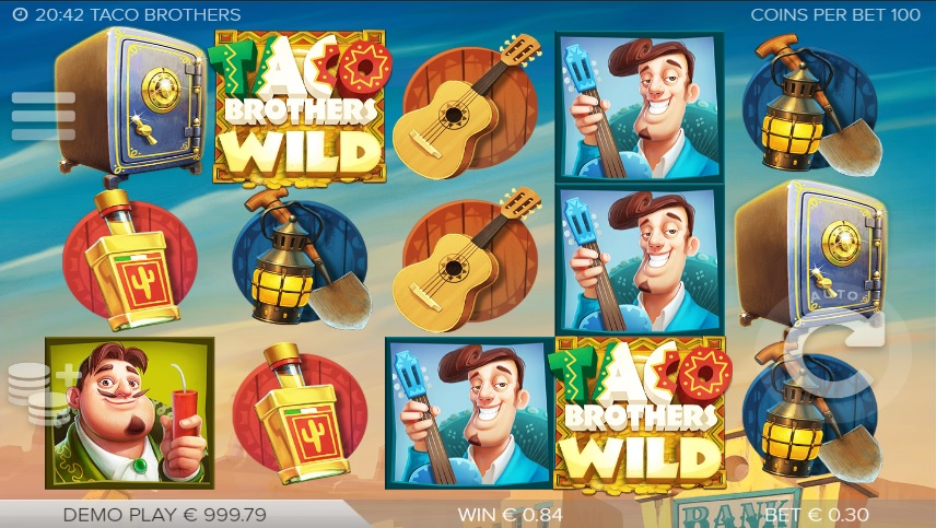 Opiniones tragaperra Taco Brothers mejor casino online-599904