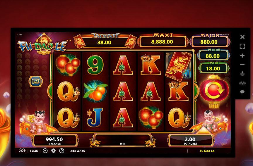 Fu dao le jugar gratis casino IGT-873615