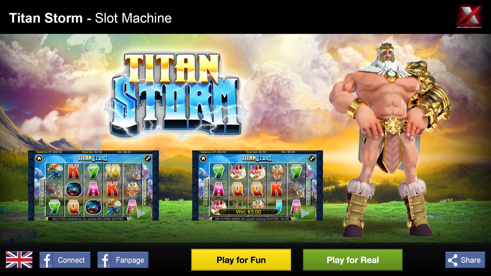 Tragamonedas gratis Titan Storm juegos slot-701419