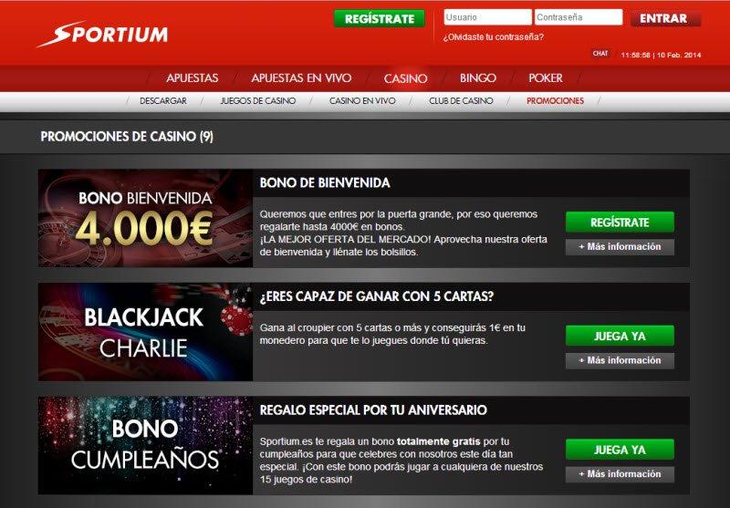 Casinos deportivos juega online Sportium-293922