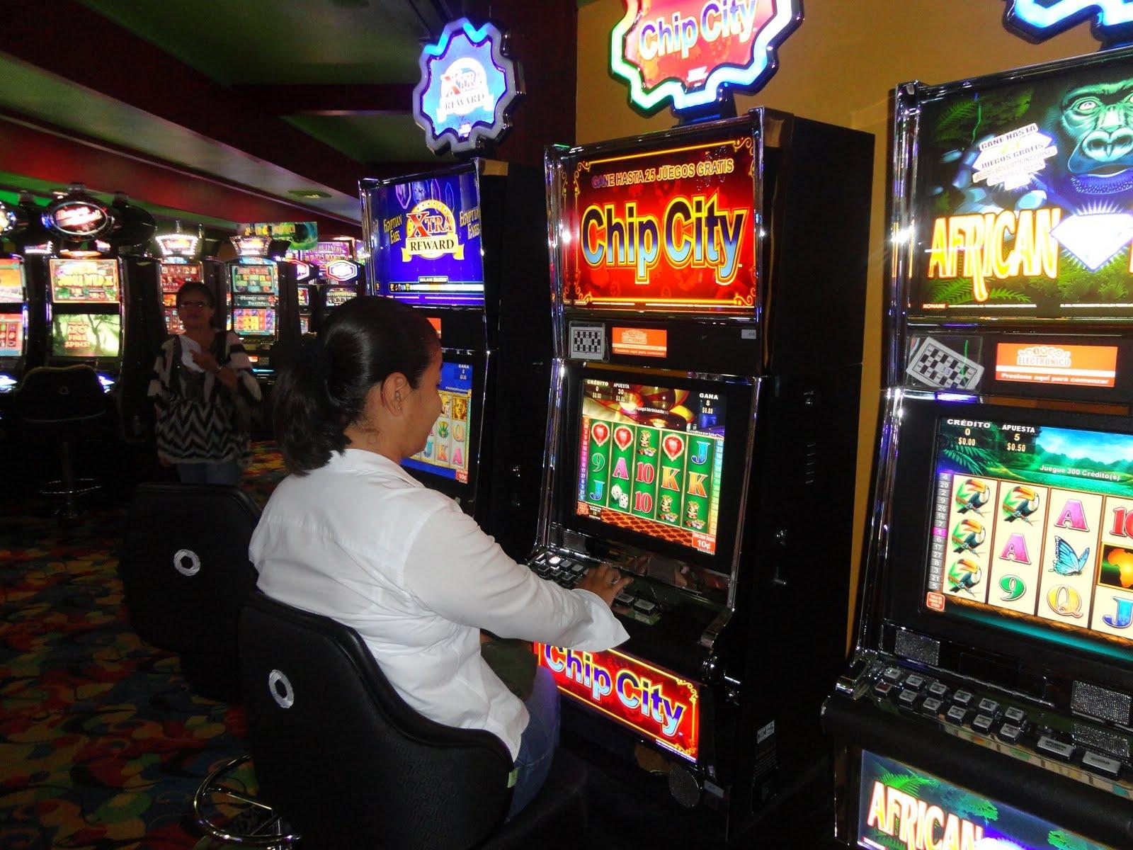 Como descontrolar una maquina de casino noticias del-798600