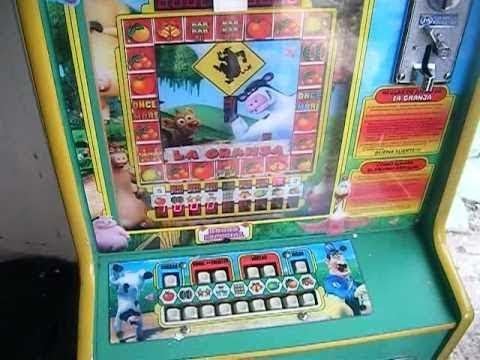 Juegos Thrills com secuencia de maquinas tragamonedas de frutas-116101