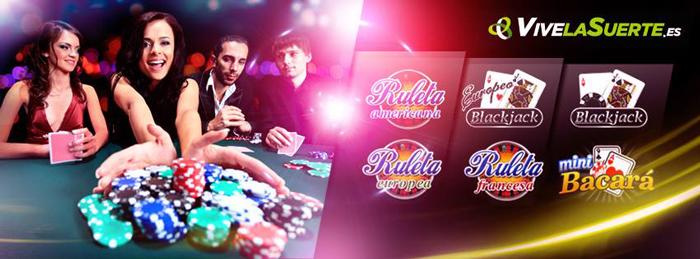 Móvil del casinos Vive la Suerte online legales-588077