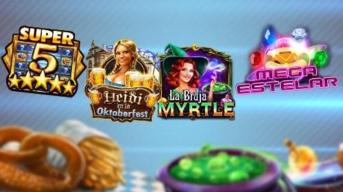 Repartimos 100 juegos para casinos-516077