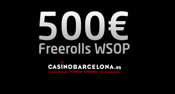 Freerolls poker ranking casino Barcelona-764427