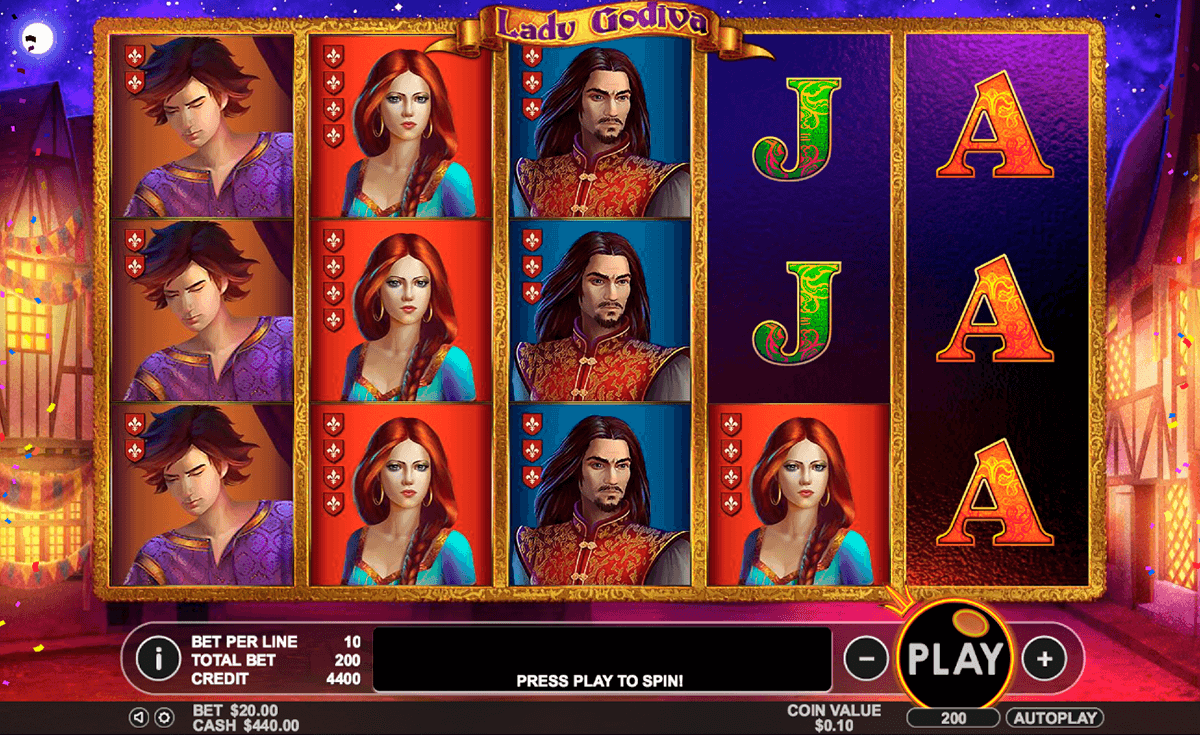 Bono casino betsson tragamonedas gratis Lady Godiva-933596