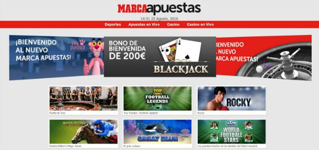 Reseña casino bonos marca apuestas tenis-356370