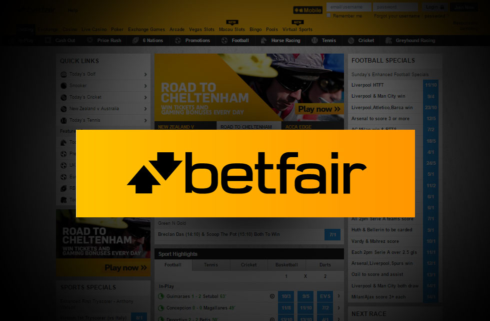 Betfair sportsbook bonus privacidad casino Nicaragua-775648