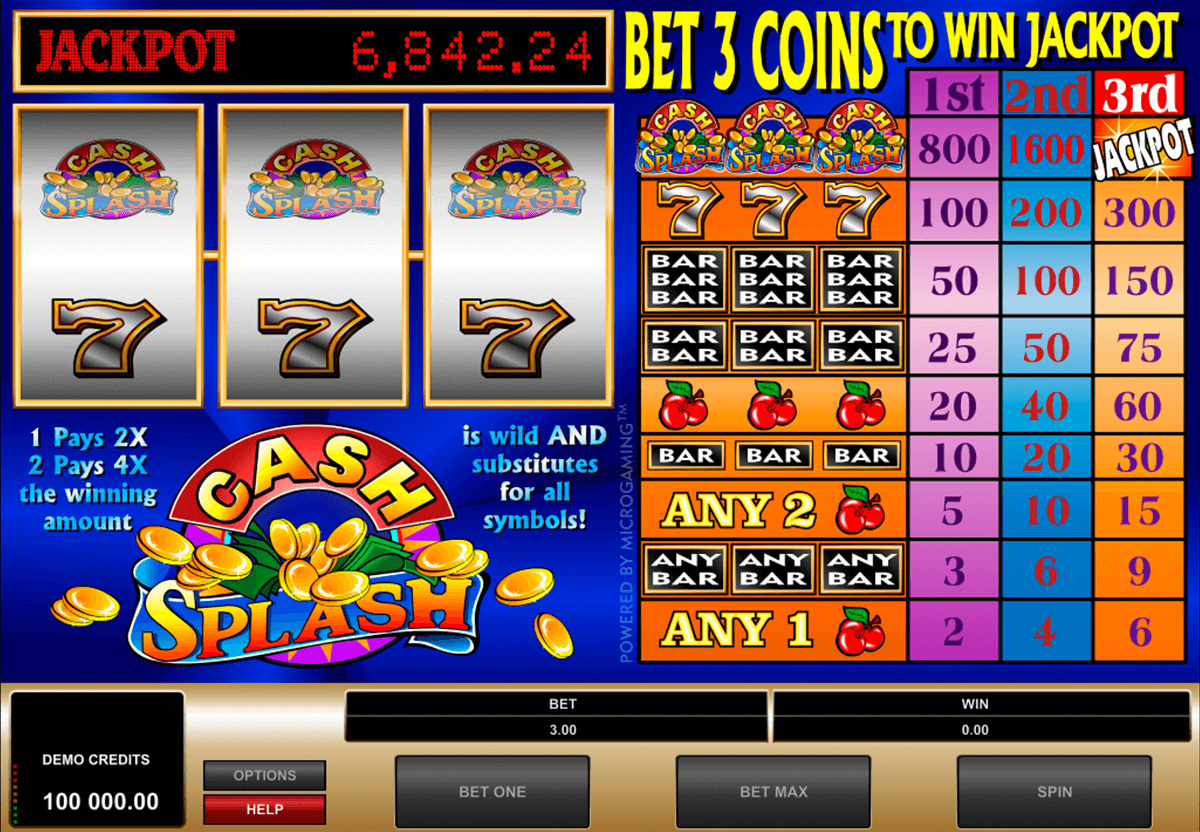 Jackpot City casino tragamonedas ainsworth-523572