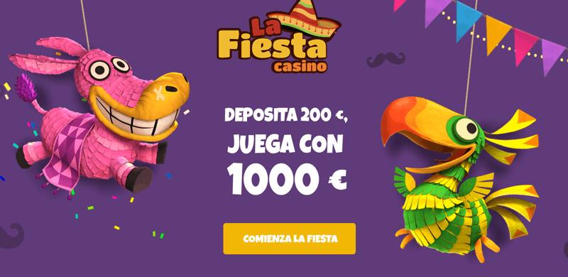 Casino fiesta slot crazyPoker sin depósito-118639