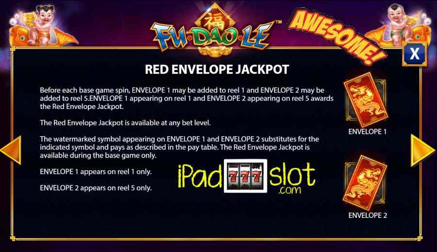 Fu dao le jugar gratis casino IGT-210209