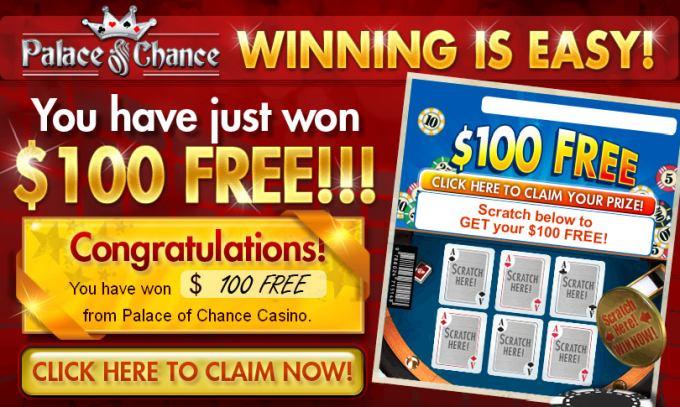Palace online casino repartimos 100-374880