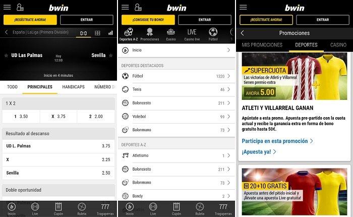 Gratis en Betclic bwin app-243103