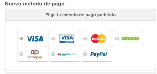 PayPal Paysafecard Trustly aplicaciones de juegos de azar-509624