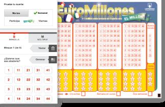 Numeros mas premiados en el euromillon juego clásico de casino-771298