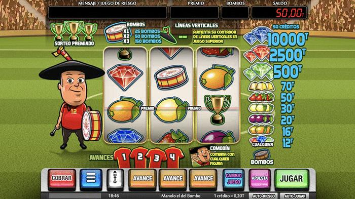 Tragaperras MGA casinos que si pagan-907867