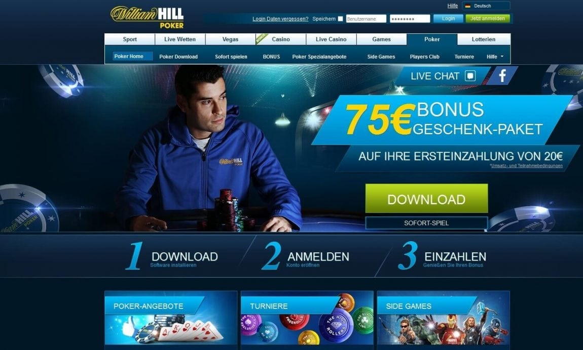 William Hill Poker betway opiniones-612072