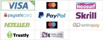 Como saber cuando tragamonedas pagar payPal Paysafecard Trustly-808389