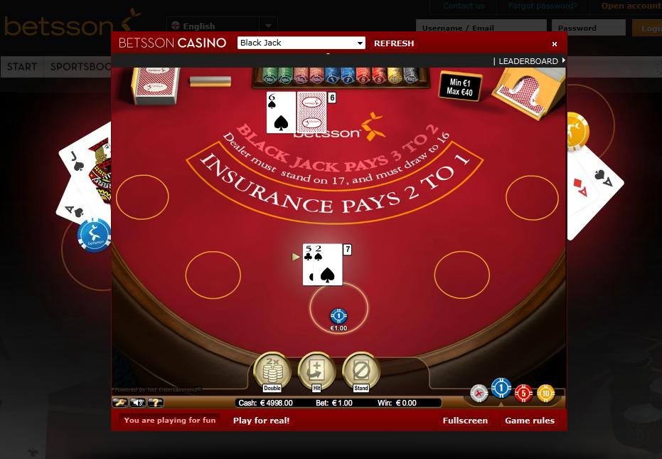 Como jugar al Blackjack online casino-262989