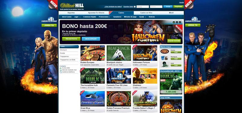 William hill argentina juegos NightRush com-114941