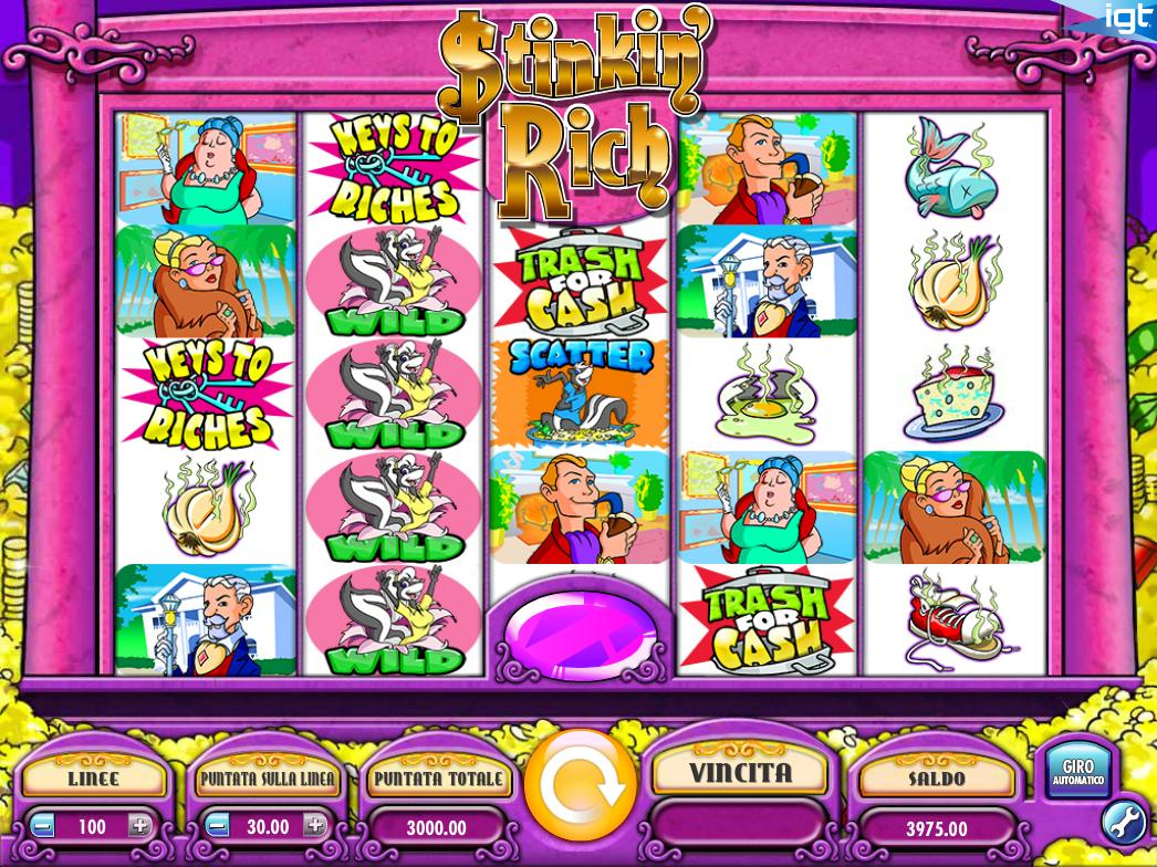 Bono de bienvenida 1000€ stinkin rich slot free online-604240