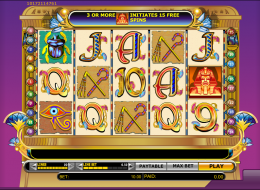 Tragamonedas cleopatra online gratis eGT Interactive casino-301642