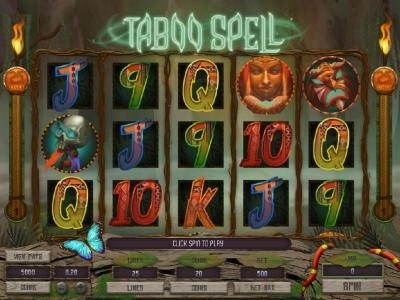 Royal vegas flash casino tragamonedas gratis Taboo Spell-750198