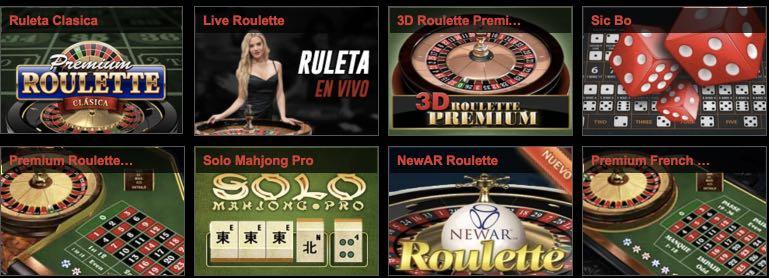 Ingresa y retira dinero de forma segura ruletas de casinos-114662