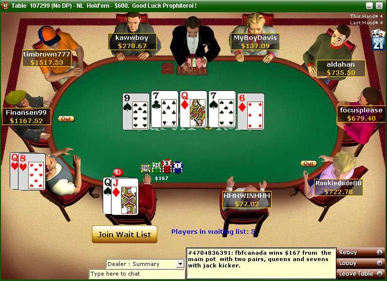 Juego de poker en linea juegos de GTECH-422634