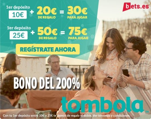 Tombola electronica kingolotto bono bienvenida-74335