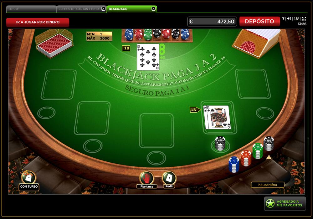 Premium Blackjack circus apuestas-622150