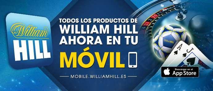 William hill mobile gratis en bonos-227584
