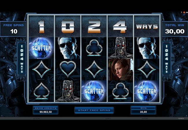 Terminator 2 tragaperra jugar gratis zorro slots free-847268