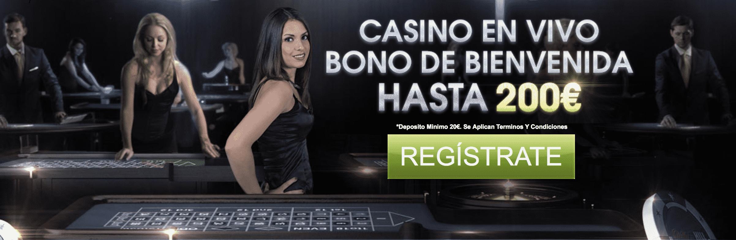 William hill live casino online Valencia bono sin deposito-459176