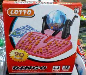 Guía de juego tombola services-923385