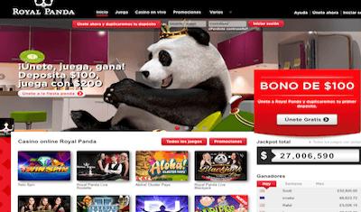 Tragamonedas gratis royal panda casino que aceptan método de pago-754086