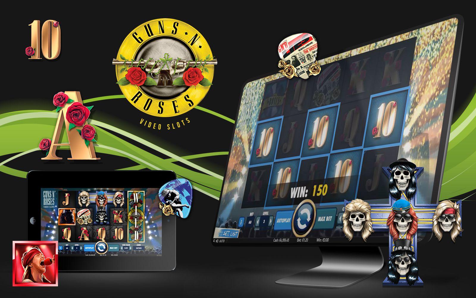 Tragaperra Guns N Roses casino online real-251211