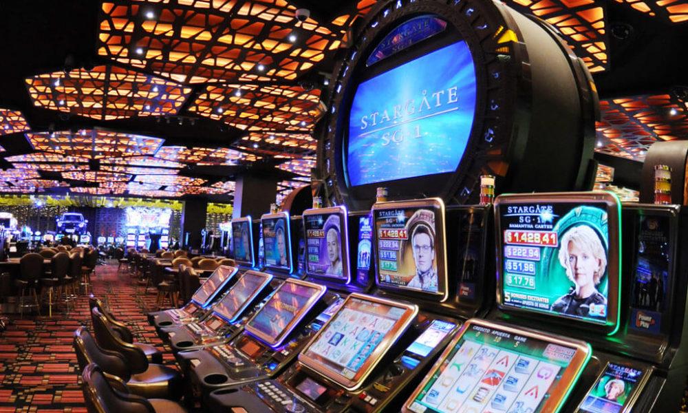 Algoritmo maquinas tragamonedas reseña de casino Concepción-674986