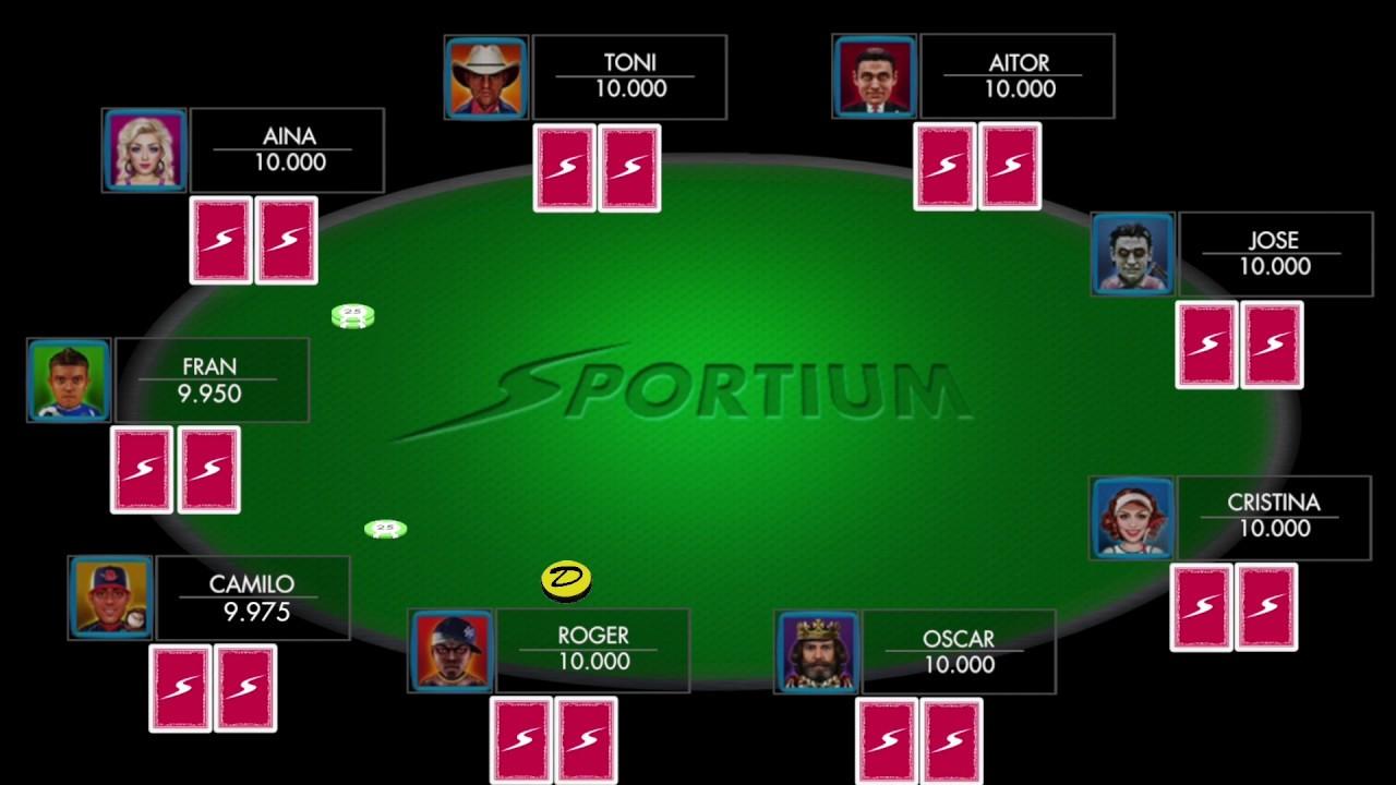 Aprender a jugar poker online 32Red-418170