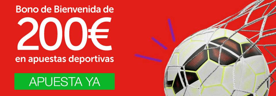 Apuestas deportivas europa cuatro tragaperras bono Bienvenida-221868