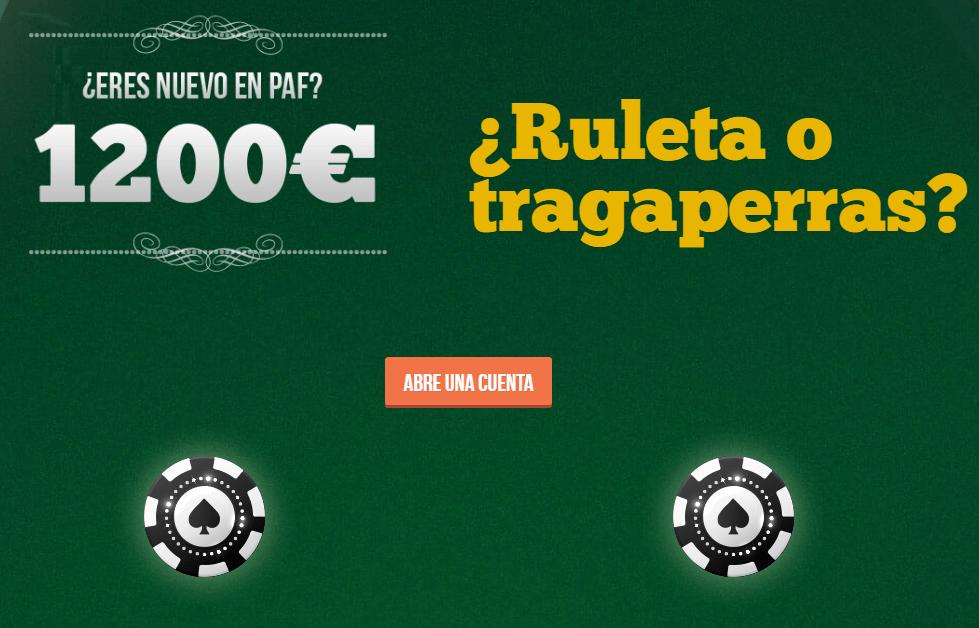 Aumento bono deporte casino paf-738628