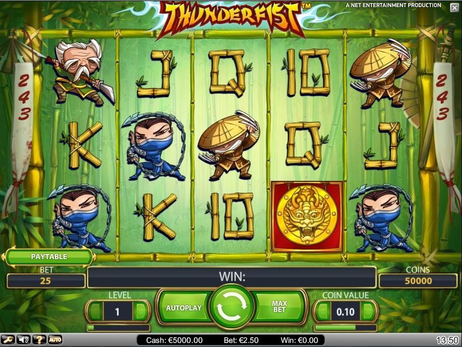 Tragamonedas gratis Thunderfist tombola bingo online free-215333