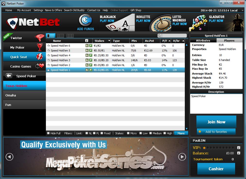 Casino NordicBet netbet poker-496779