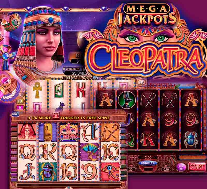 Maquinas tragamonedas cleopatra limpio gratis en bonos-770231