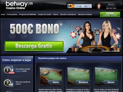Betway opiniones juegos ClubPlayercasino com-289285