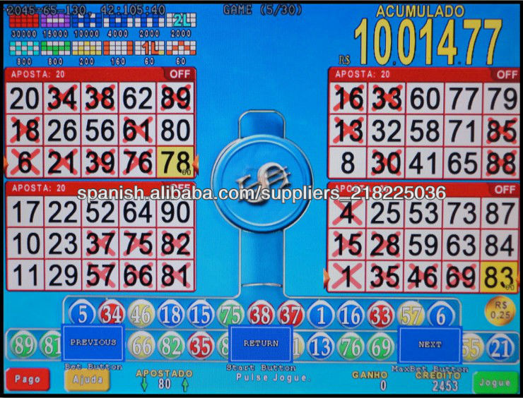 Bingo keno tragaperras de miedo-243090